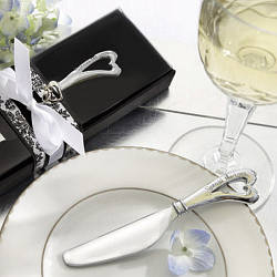 Подарки гостям на свадьбе в виде ножа для масла