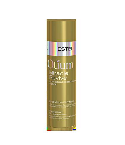Бальзам-питание  для восстановления поврежденных волос Estel OTIUM Miracle Revive