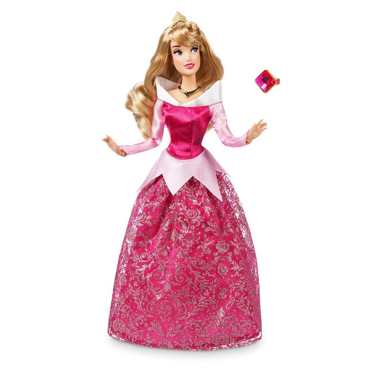 Кукла Аврора с кольцом классическая Принцесса Дисней