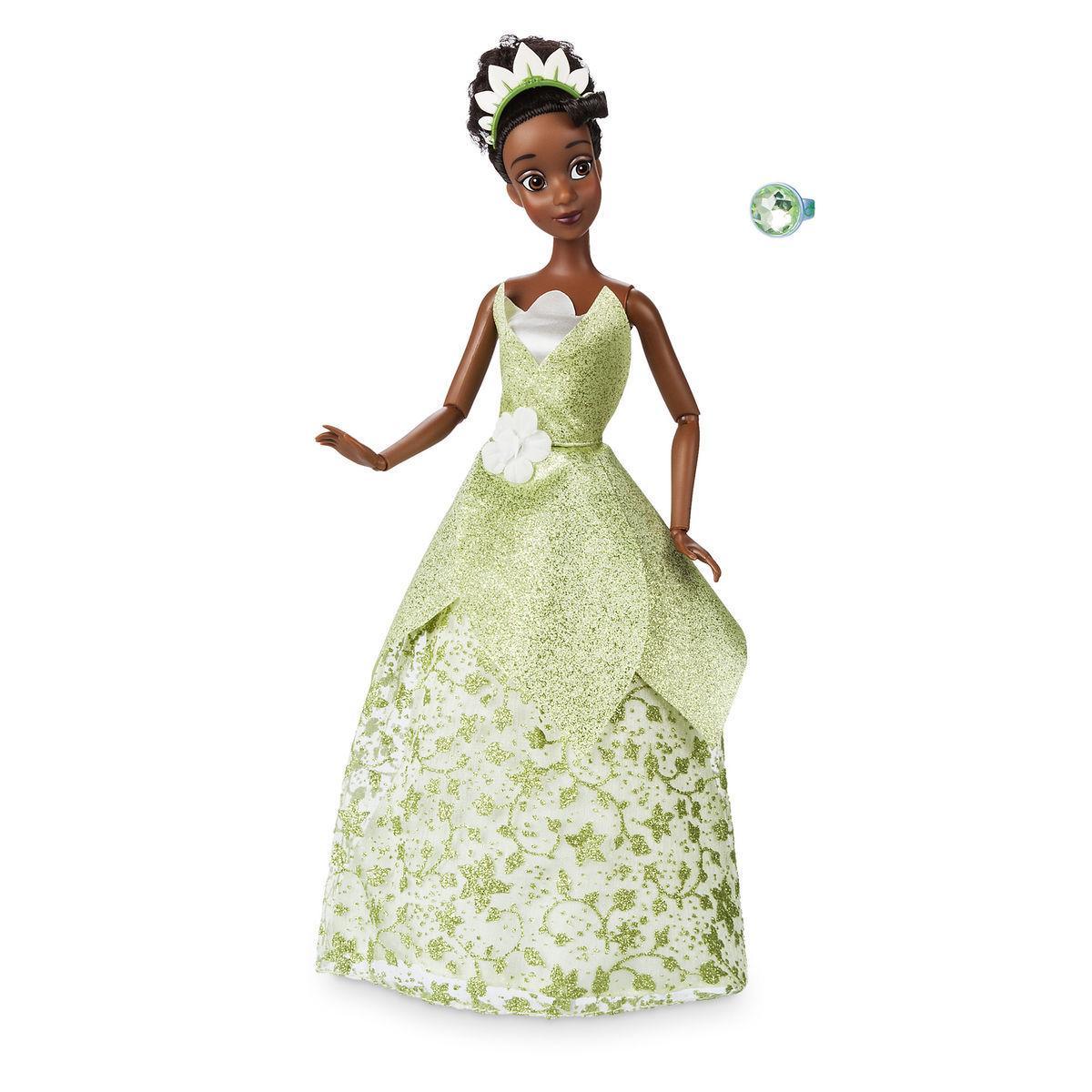 Кукла Тиана с кольцом классическая Принцесса Дисней