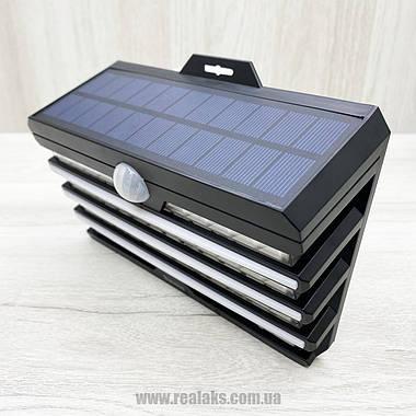 Прожектор светодиодный Baseus Solar Energy Human Body Induction Wall Lamp (Black), фото 2