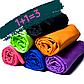 Набор полотенец 3шт размером 150х80см, фото 2