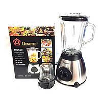 Блендер кухонный стационарный с кофемолкой Dоmotec MS 6609 220V/1000Вт