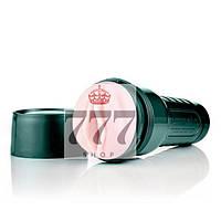 Мастурбатор с вибрацией Fleshlight Vibro Pink Lady Touch, три вибропули, стимулирующий рельеф