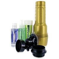 Мастурбатор Fleshlight STU Value Pack: присоска, смазка, чистящее и восстанавливающее