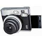 Фотокамера моментальної друку Fujifilm Instax Mini 90 Neo Classic Black Pro + папір та чохол, фото 4