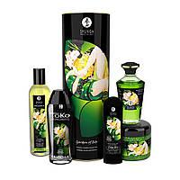 Подарочный набор Shunga GARDEN OF EDO Organic: расслабляющий аромат зеленого чая