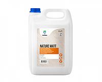 Лак паркетный полиуретановый TEKNOS NATURA MATT 1 K (глубоко-матовый) 5 л