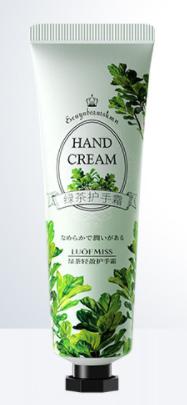 Увлажняющий питательный крем для рук Luofmiss с экстрактом зеленого чая 30 g