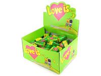 """Жвачка  """"Love is"""", Яблоко-Лимон"""