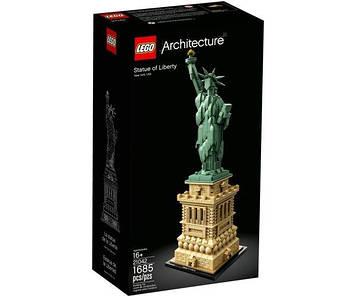 Lego Architecture Статуя Свободы