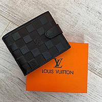 Кошелёк Louis Vuitton Кожаный мужской кошелек ( Луи Витон ) LV