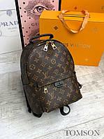 Женский рюкзак от Louis Vuitton medium средний Луи Витон сумка