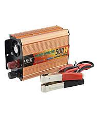 Преобразователь тока 24V/220V/500W (20 шт/ящ)