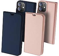 Чехол-книжка Dux Ducis с карманом для визиток для IPhone 12 mini