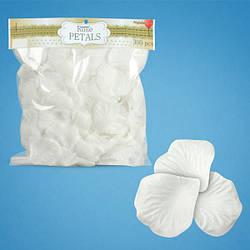 Пелюстки троянд (білі), 300 шт