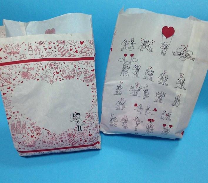Пакет для свадебных сладостей