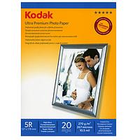 Фотобумага KODAK суперглян. 270г/м, 13x18, 20л. карт.уп. (CAT5740-819)