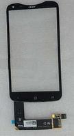 Оригинальный тачскрин / сенсор (сенсорное стекло) для Acer Liquid S2 S520 (черный цвет)