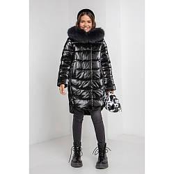 Стильна куртка для дівчаток