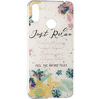 Deep Shine Flowers Case for Samsung A205 (A20) Relax, фото 1