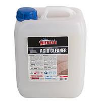 """Кислотний ополіскувач текстилю """"Wieberr"""" Acid Cleaner ( 5л ) (Acid Cleaner)"""
