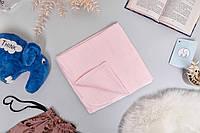 Многоразовая пеленка Dobryi Son, муслин, 100х110 см, розовый