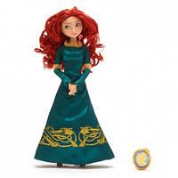 Кукла Мерида классическая Дисней с кулоном подвеской Disney Merida Classic Doll with Pendant – Brave