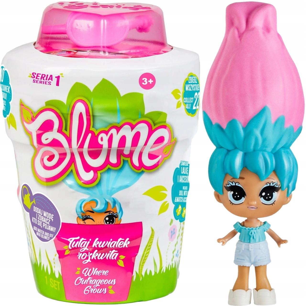 Ігровий набір Blume Doll Bloom Лялька Блум 1 серія Лялька - сюрприз Різнобарвний (RI0309)