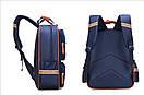 Школьный рюкзак подростковый средней школы с карманами School 5 6 7 класс, фото 3