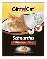 Gimcat (Джимкет) Витамины для кошек, цыпленок 650таб
