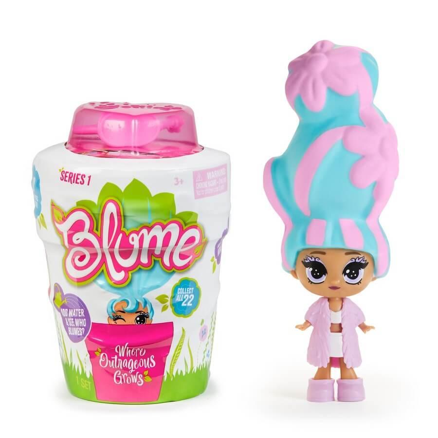 Игровой набор Blume Doll Bloom  Кукла Блум 1 серия Кукла - сюрприз Разноцветный (RI0306)