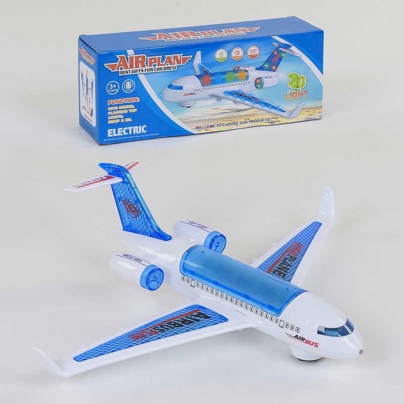 Самолет Small Toys А 832 свет звук (2-80084)