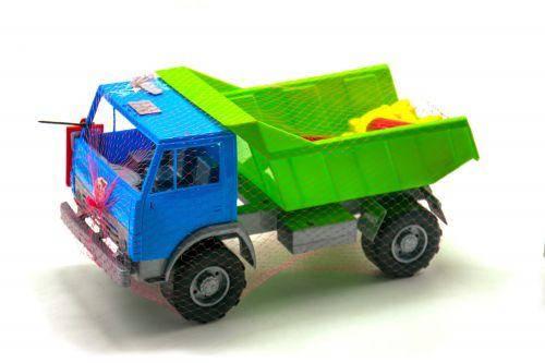 Автомобіль Оріон Камаз Х2 Синій (TOY-105782), фото 2