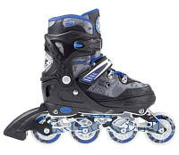 Роликовые коньки Nils Extreme NA1118A Size 31-34 Blue