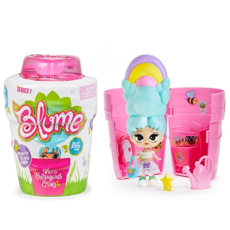Ігровий набір Blume Doll Bloom Лялька Блум 1 серія Лялька - сюрприз Різнобарвний (RI0307)
