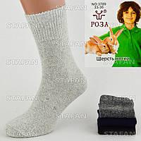 Подростковые шерстяные носки с медицинскими качествами Roza 3789 33-36. В упаковке 12 пар
