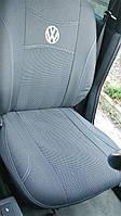 Авточехлы VW Tiguan 2007-2017 чехлы в авто на сидения тканевые сидушки авточехол