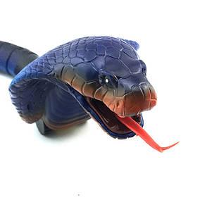 Іграшкова королівська кобра SGARY Naja Cobra р/у Синя (SUN0315), фото 2