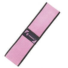 Гумка для фітнесу та спорту тканинна Springos Hip Band 3 шт (238143), фото 3