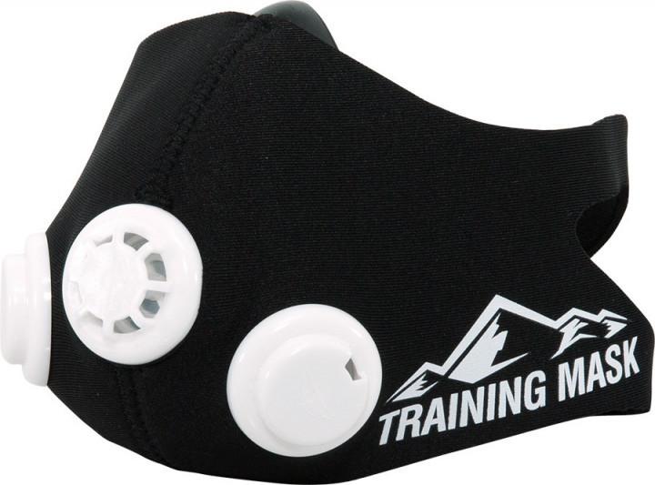 Маска для тренування дихання Training Mask Elevation Чорний