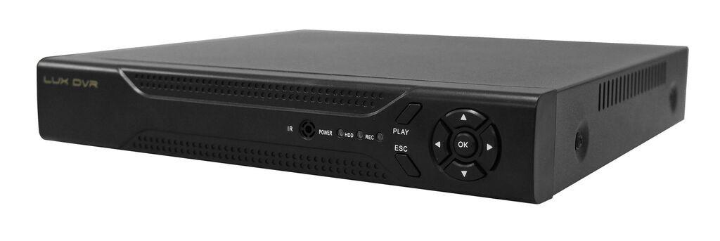 Видеорегистратор LuxDVR AHD-08G1080 Eco
