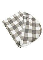 Полотенце для животных  Zoofari 75х40см Серый, Белый