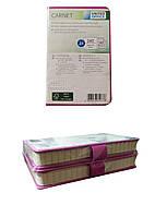 Набір блокнотів (2шт) А6 United Office 14,5х9х2см Малиновий