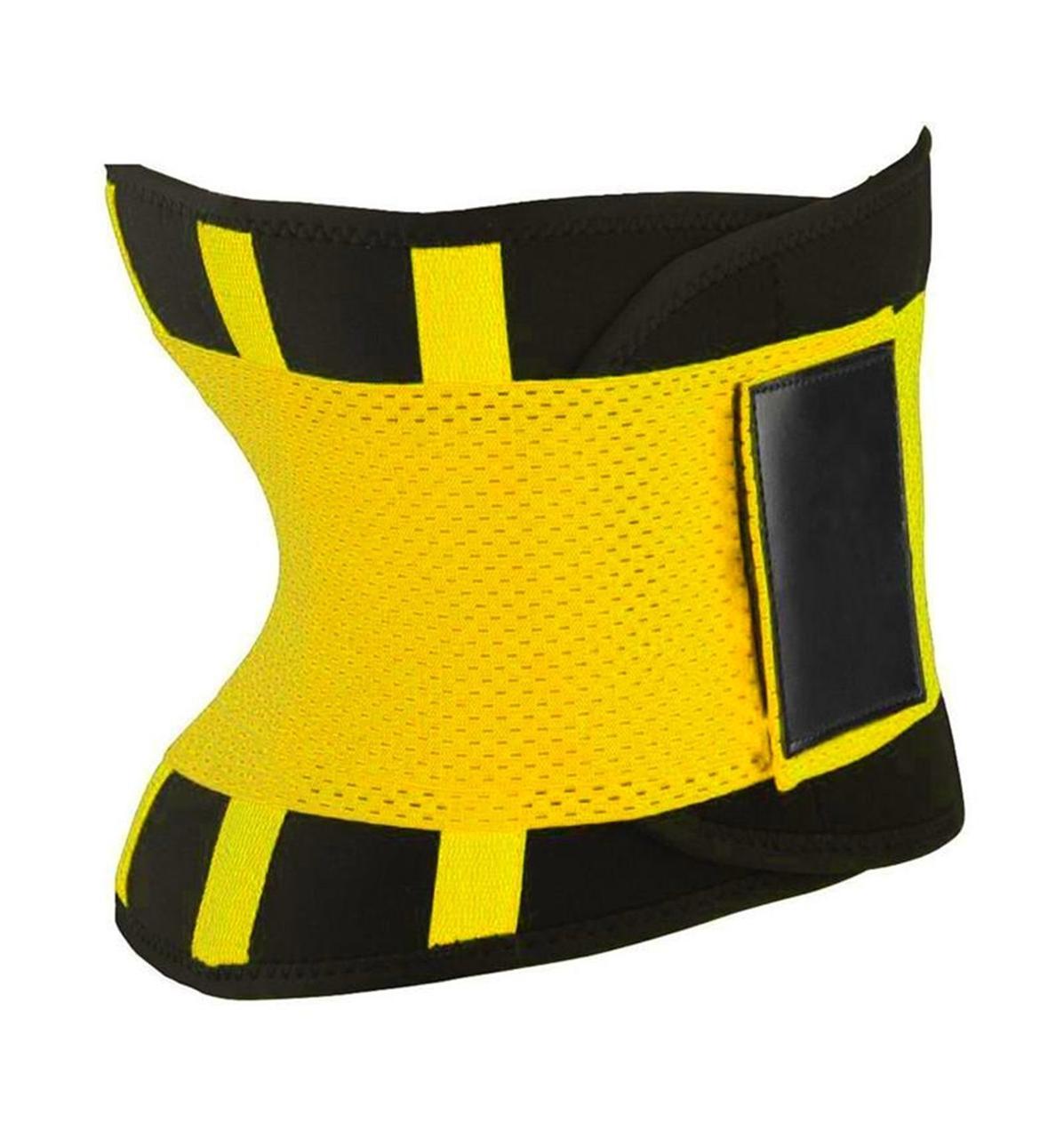 Пояс для похудения Hot Shapers Belt Power OneSize Желтый (R0238)