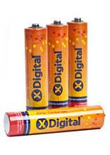 Батарейка пальчиковая X-Digital АА R6 цена указана за 1 шт