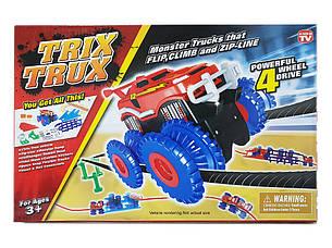 Трек монстр-трак автомобільний TRIX TRUX 1932 з машинкою (FL-1218), фото 2