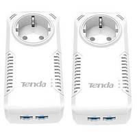 PowerLine-оборудование TENDA P1002P-KIT