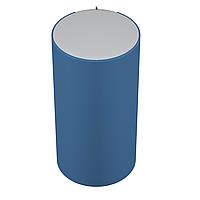 Декоративный чехол для бойлера WILLER EV50DR Optima (Габардин голубой / 1055х560мм)