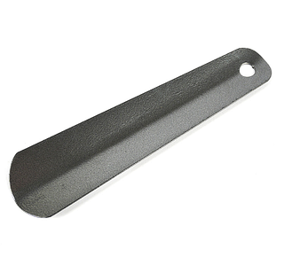 Ложка для обуви металлическая 18 см.10 шт / уп
